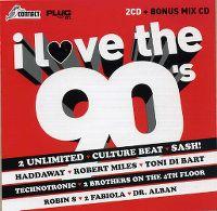 Cover  - I Love The 90's [WA]